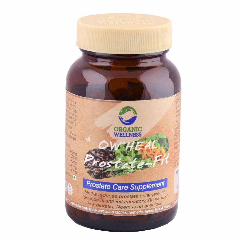 Organic Wellness Prostate-Fit Capsules (90caps)