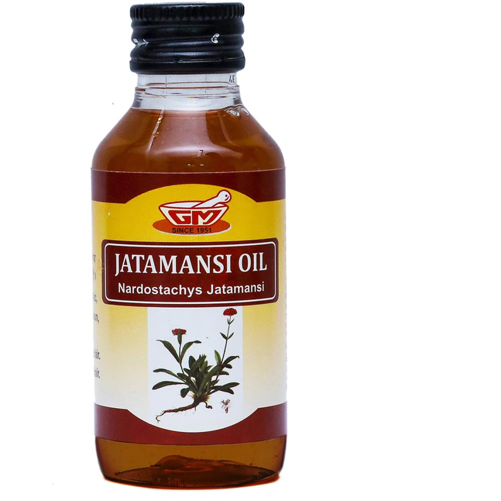 Gangaram Mohanlal Jatamansi Oil (100g)