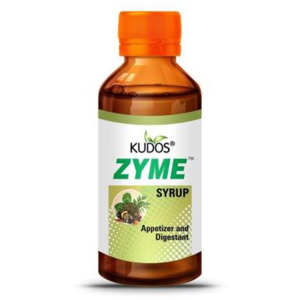 Kudos Zyme Appetize & Digestive Liquid (200ml)