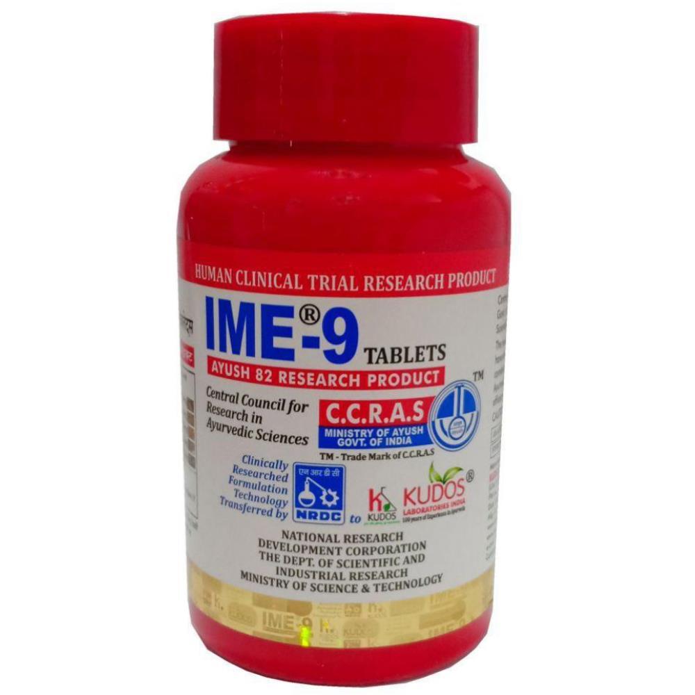 Kudos IME-9 Tablets (180tab)