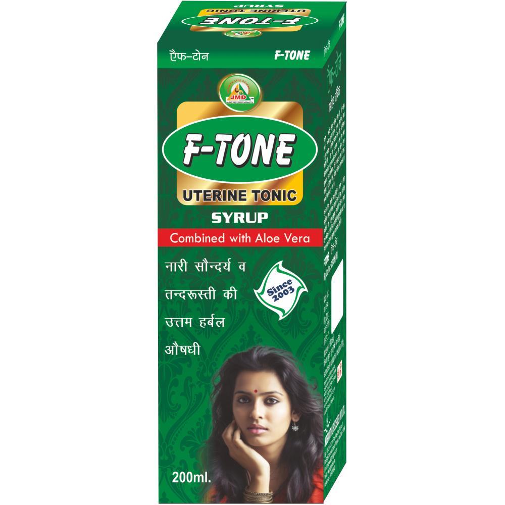 JMD Growth F-Tone Uterine Tonic (200ml)