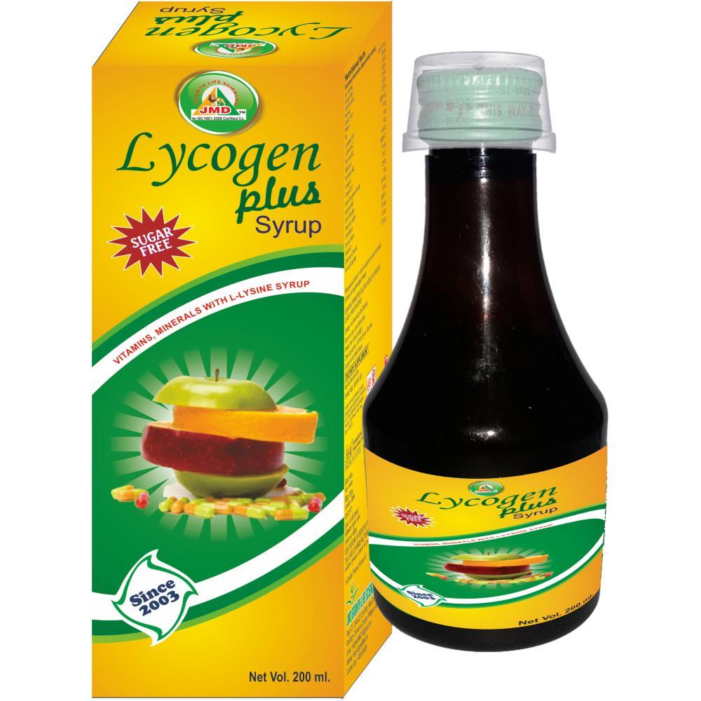 JMD Growth Lycogen Plus (200ml)