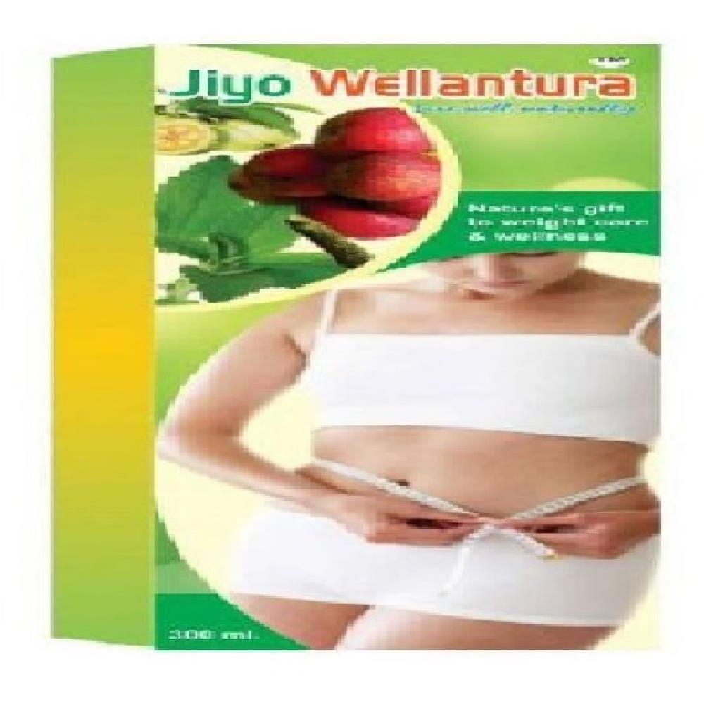 Jiyo Ayurvedic Wellantura Weight Loss Syrup (300ml)