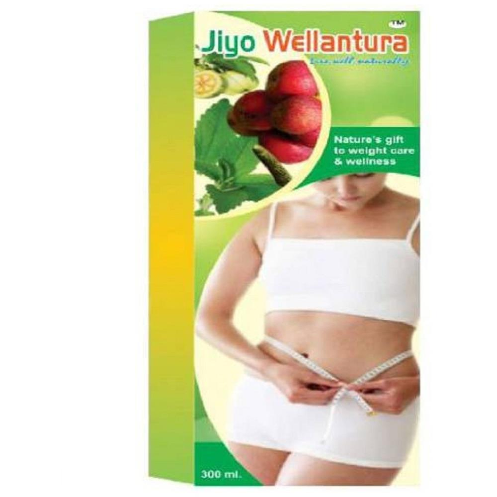 Jiyo Ayurvedic Wellantura Fat Burner Syrup (300ml)