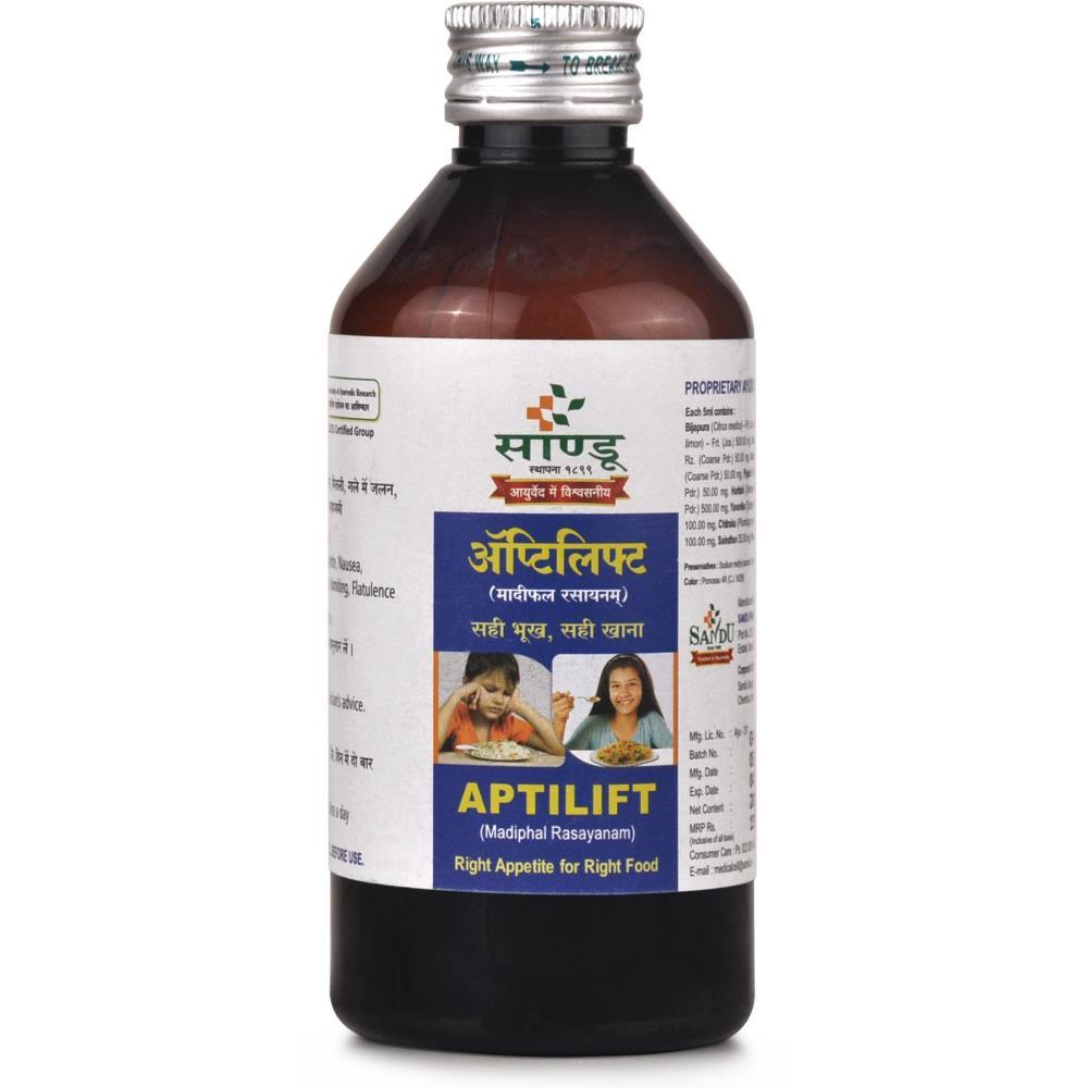 Sandu Aptilift Syrup (200ml)