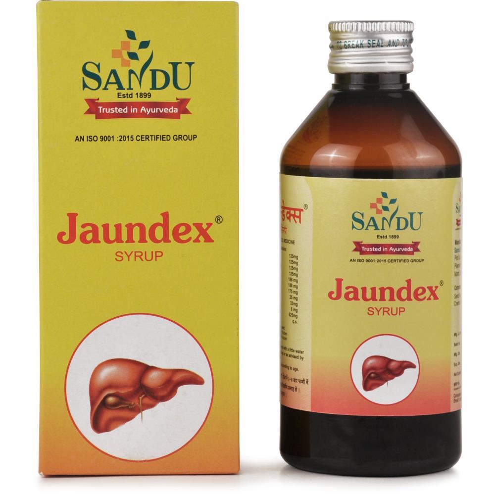 Sandu Jaundex Syrup (200ml)