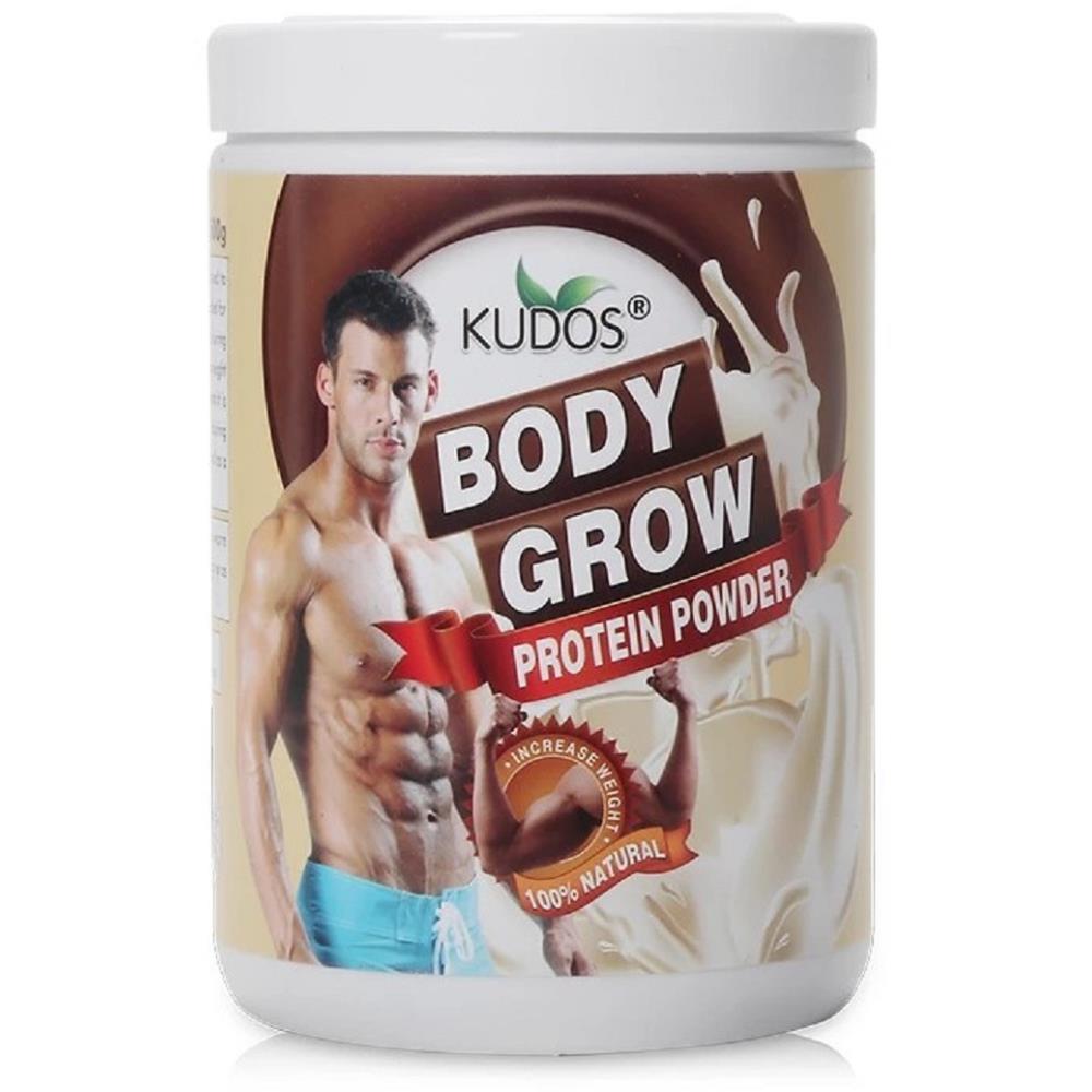 Kudos Body Grow Protein Powder (500g)