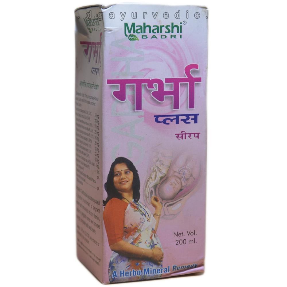 Maharshi Badri Garbha Plus Syrup (200ml)
