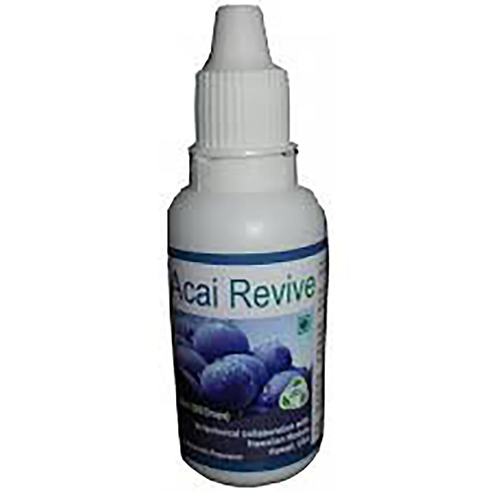 Hawaiian Herbal Acai Revive Drops (30ml)