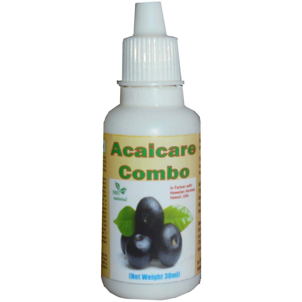Hawaiian Herbal Acaicare Combo Drops (30ml)
