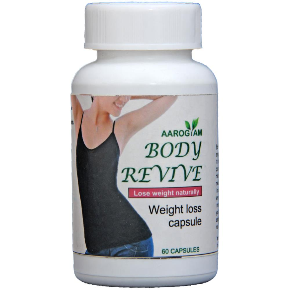 Body Revive Weight Loss Capsules 500Mg  (90caps)