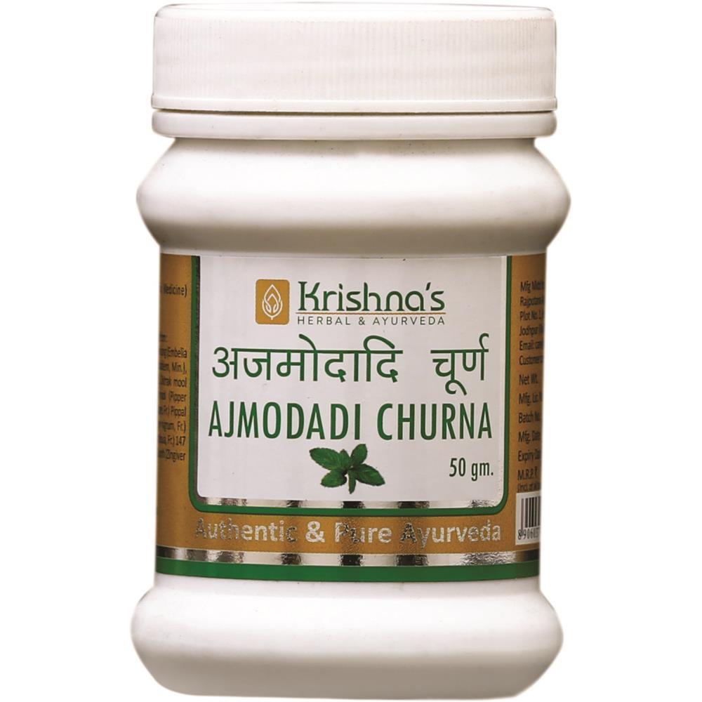 Krishna's Ajmodadi Churna (50g)