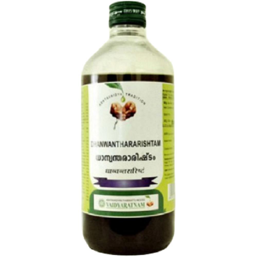 Vaidyaratnam Dhanwanthararishtam (450ml)