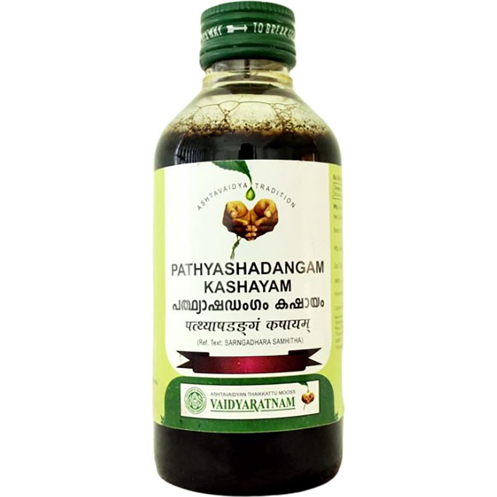 Vaidyaratnam Pathyadi Shadangam Kashayam (Pathyakshadathryadi Kashayam) (200ml)