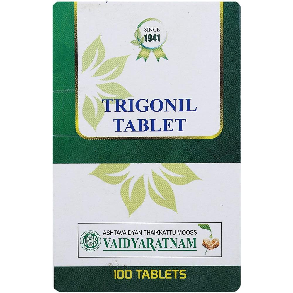 Vaidyaratnam Trigonil Tablets (100tab)