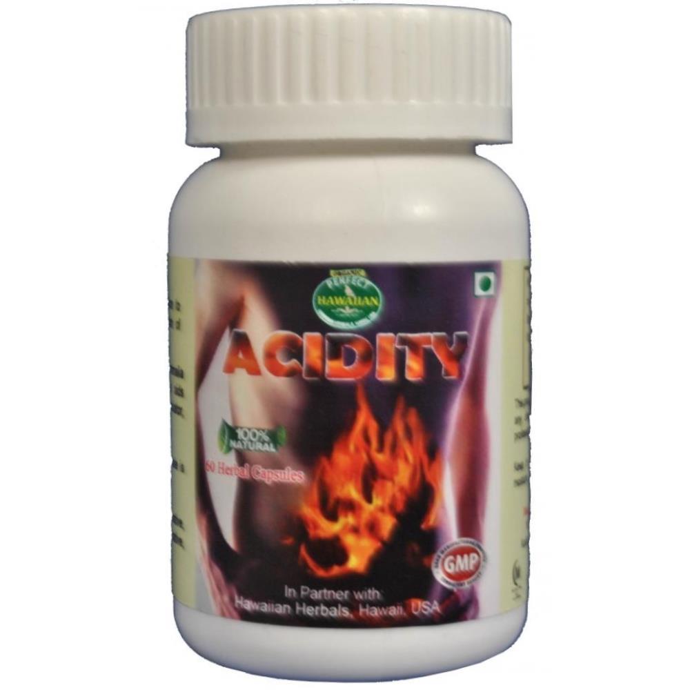 Hawaiian Herbal Acidity Capsules (60caps)