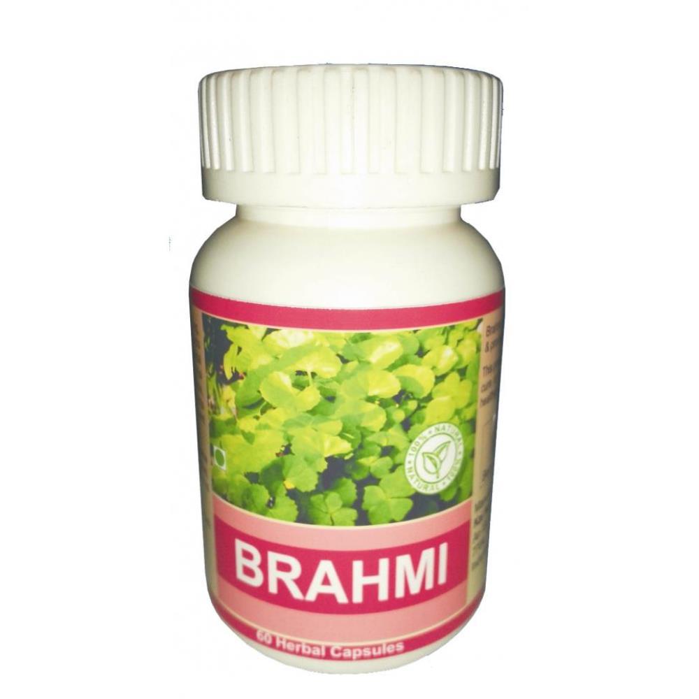 Hawaiian Herbal Brahmi Capsules (60caps)