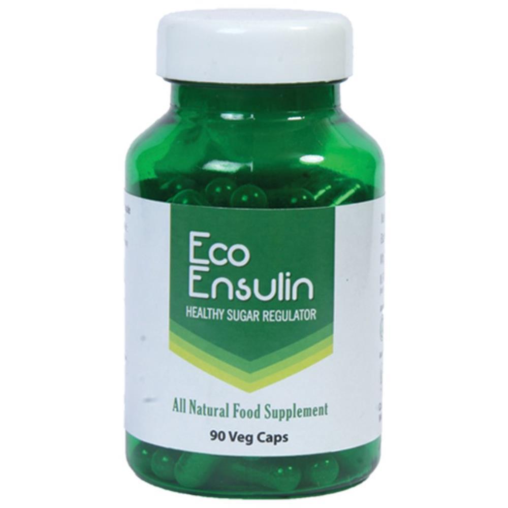 Eco Foods Eco Ensulin – Diabetes Control Capsules (90caps)