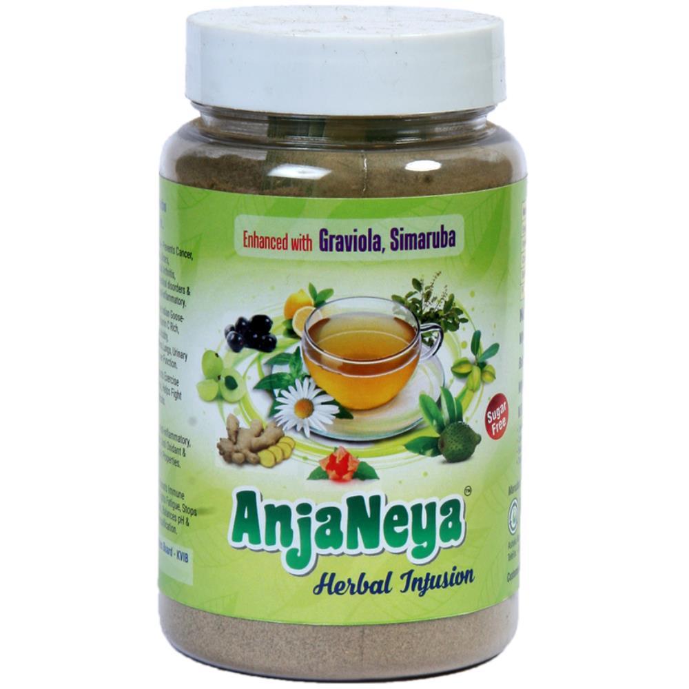 Eco Foods Anjaneya Herbal Infusion Powder (125g)