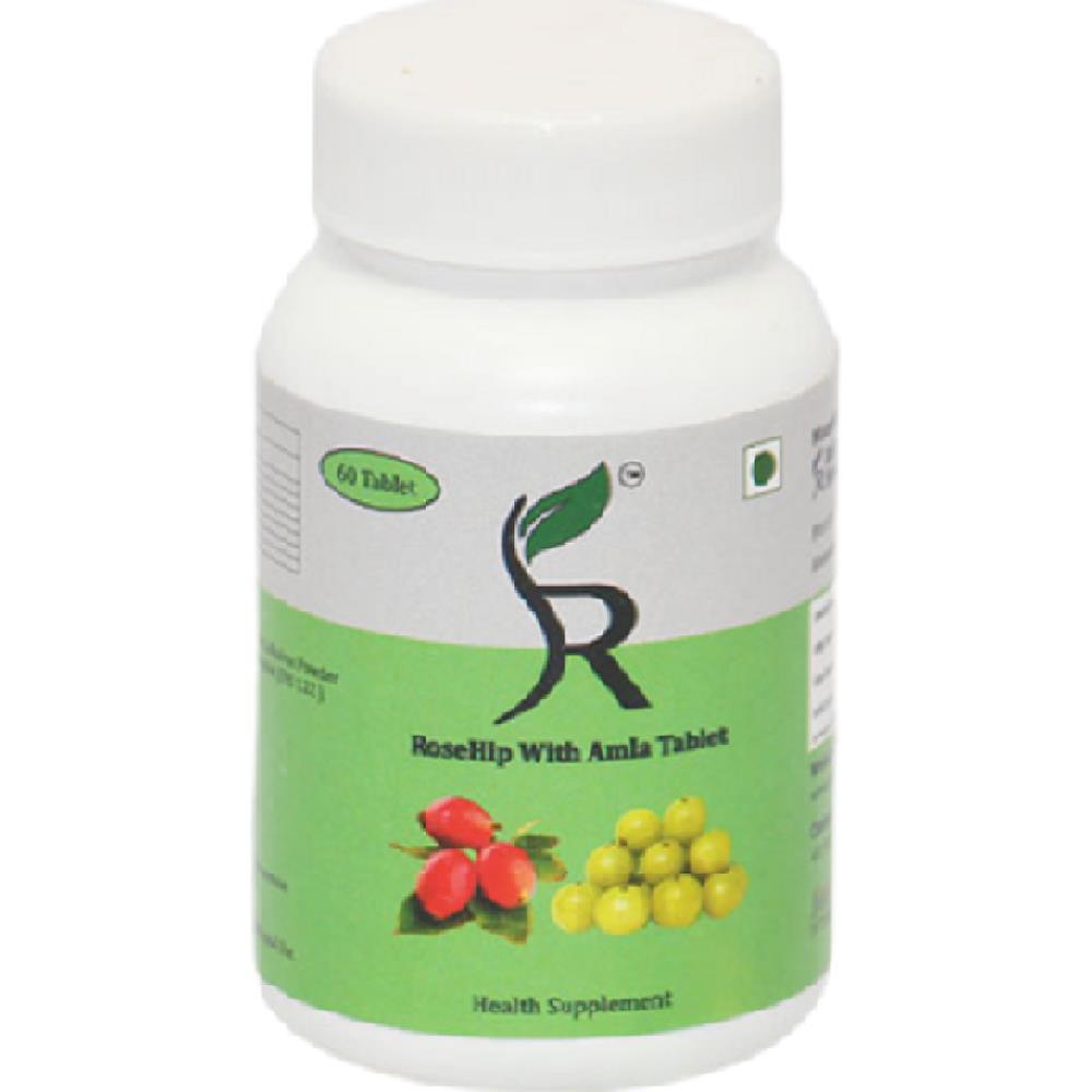Rohn Healthcare Rosehip With Amla Tablet (60tab)