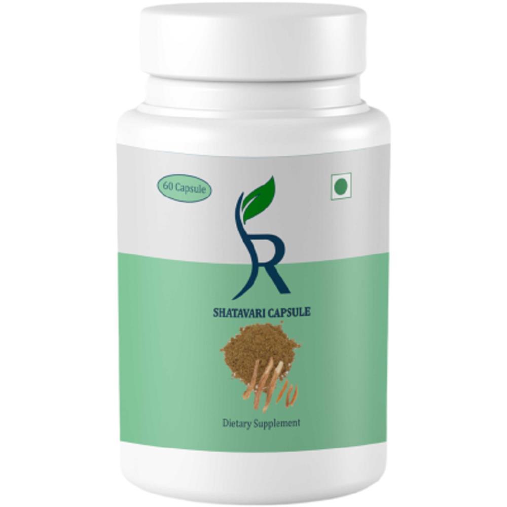 Rohn Healthcare Shatavari Capsule (60caps)