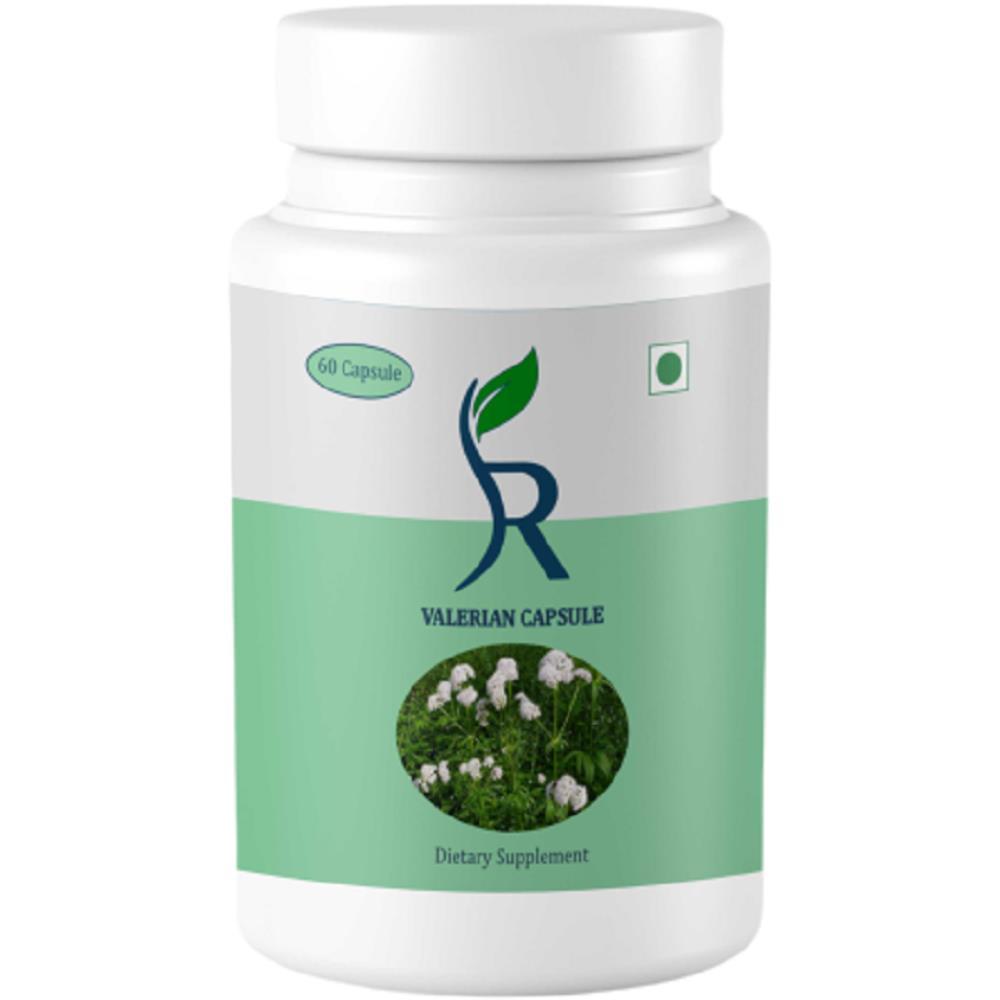 Rohn Healthcare Valerian Capsule (60caps)