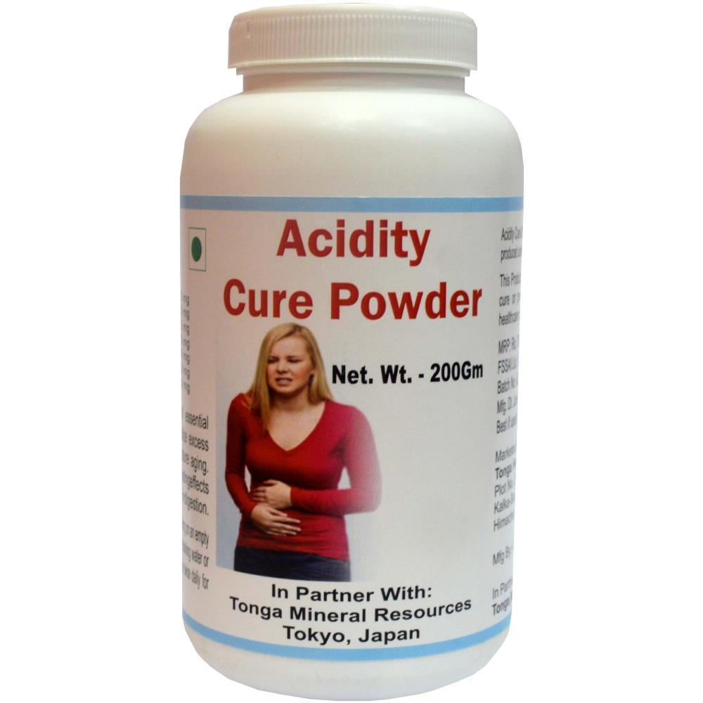 Tonga Herbs Acidity Cure Powder (200g)