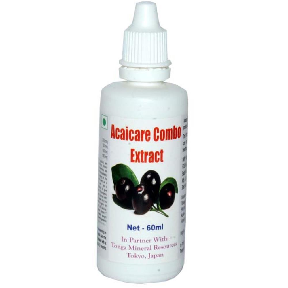 Tonga Herbs Acaicare Combo Extract Drops (60ml)
