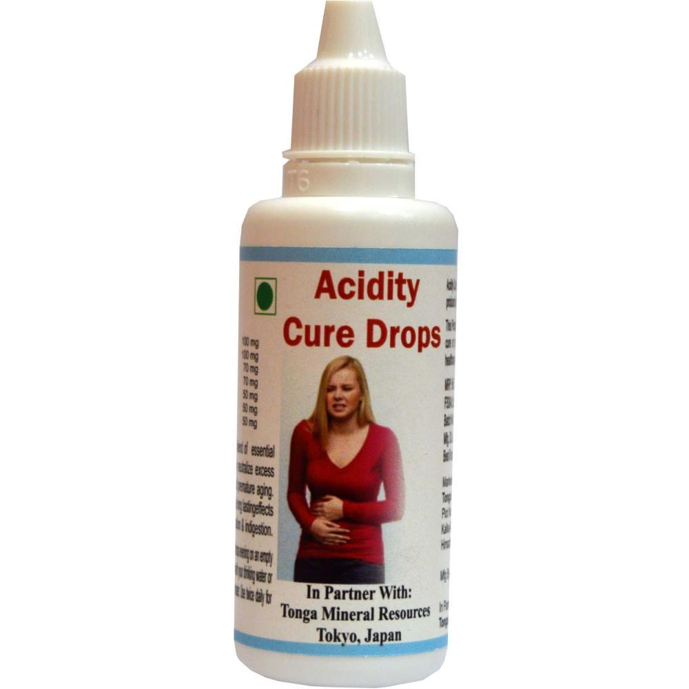 Tonga Herbs Acidity Cure Drops (60ml)