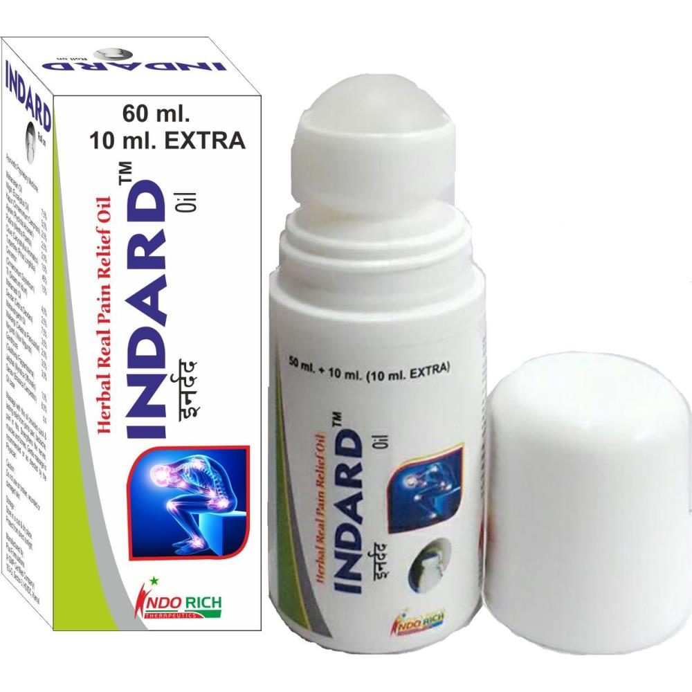 Scot Beauty Indard Pain Relief Oil (60ml)