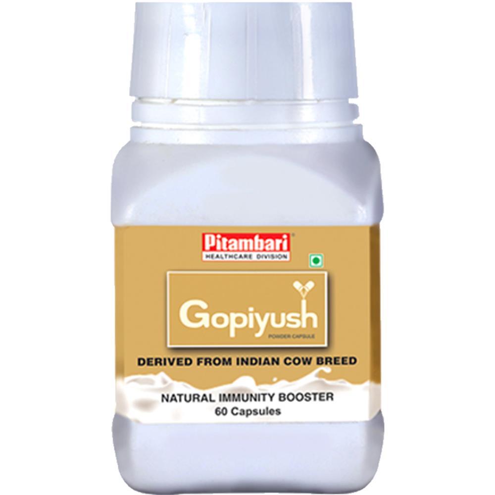 Pitambari Gopiyush Capsules (60caps)
