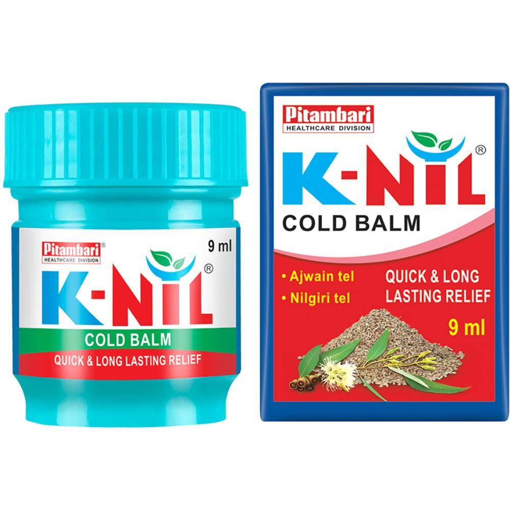 Pitambari K Nil Cold Balm (9ml)
