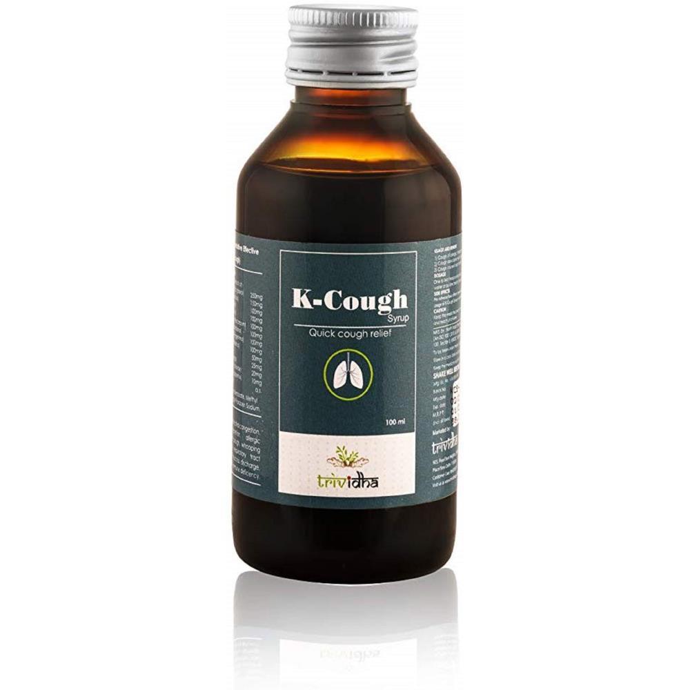 Trividha K-Cough Syrup (100ml)