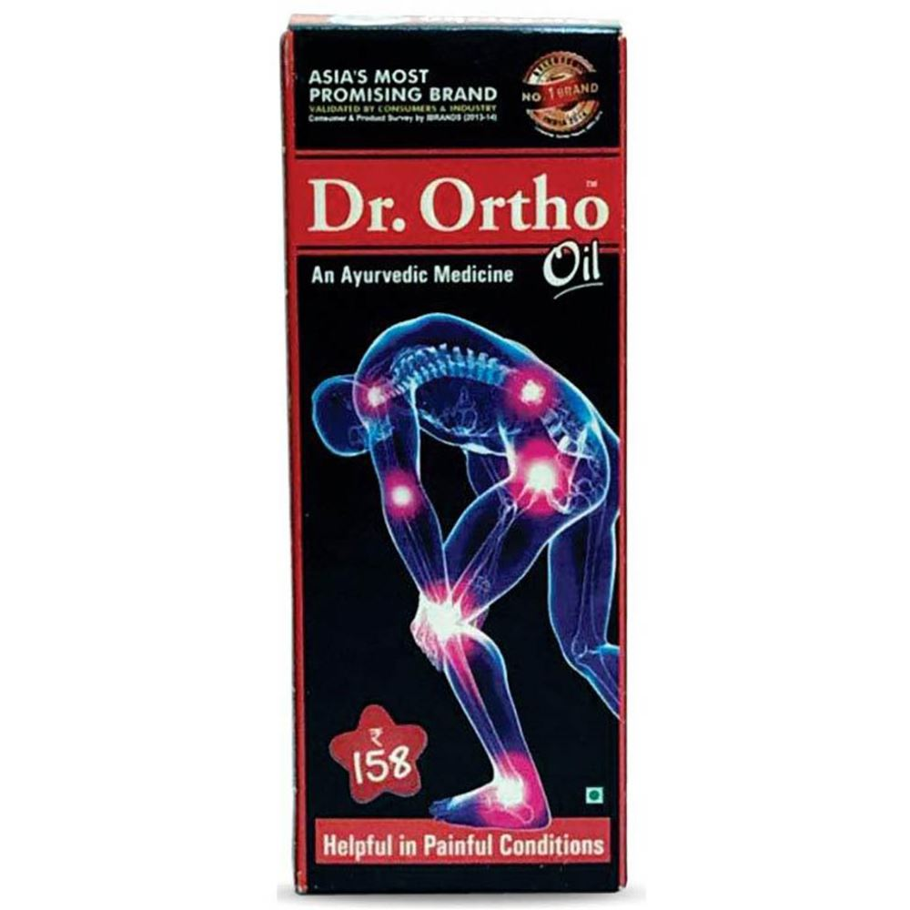 Emami Dr. Ortho Oil (60ml)