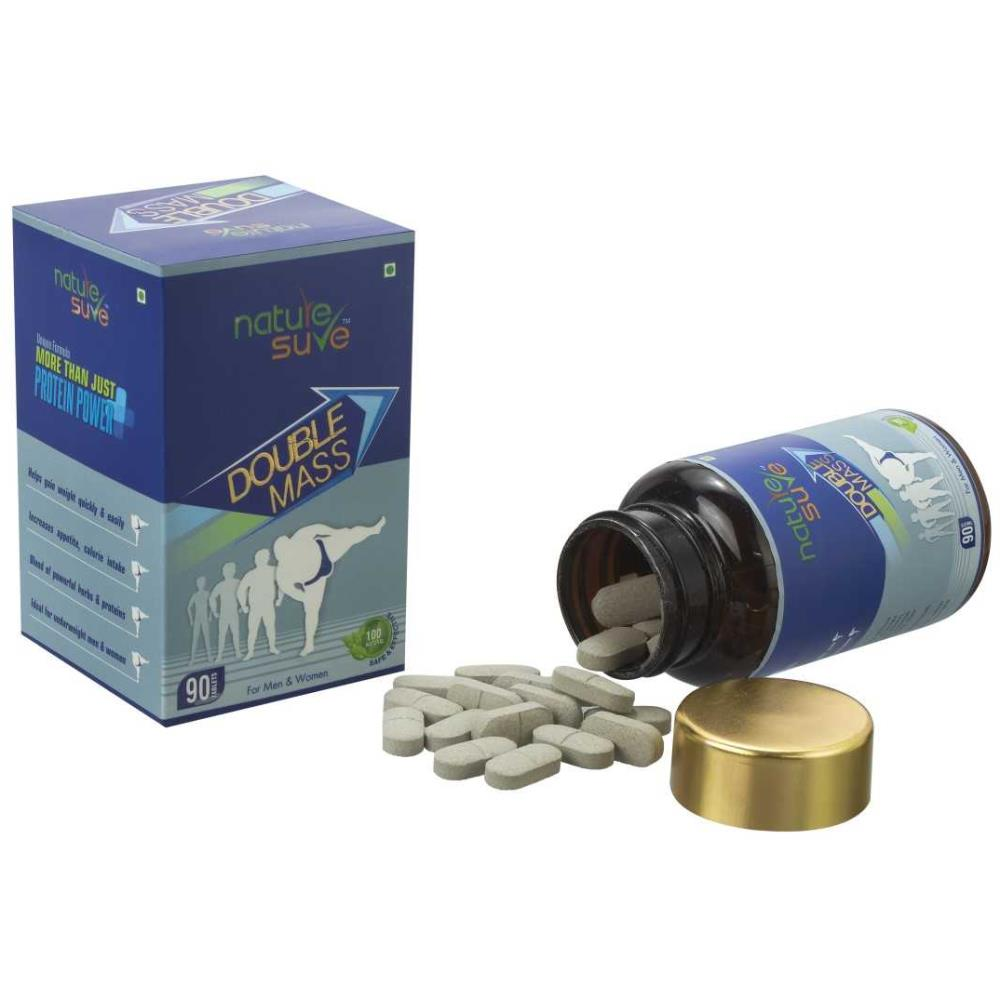 Nature Sure Double Mass Tablets (90tab)