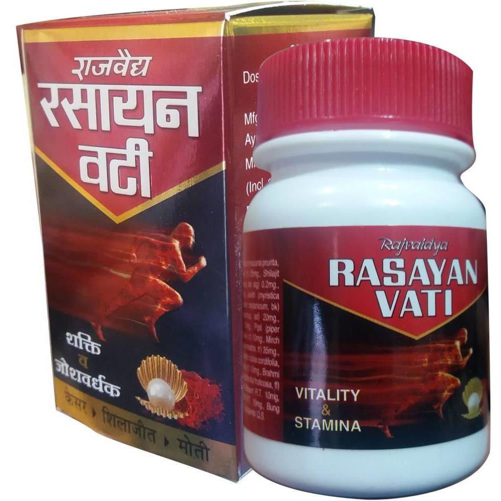 Rajvaidya Rasayan Vati (60tab)
