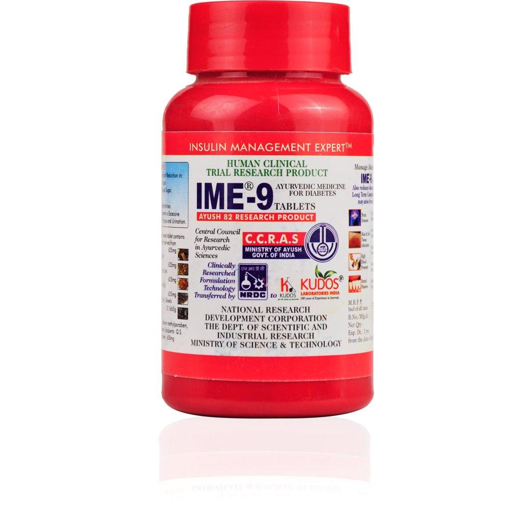 Kudos IME-9 (180tab)