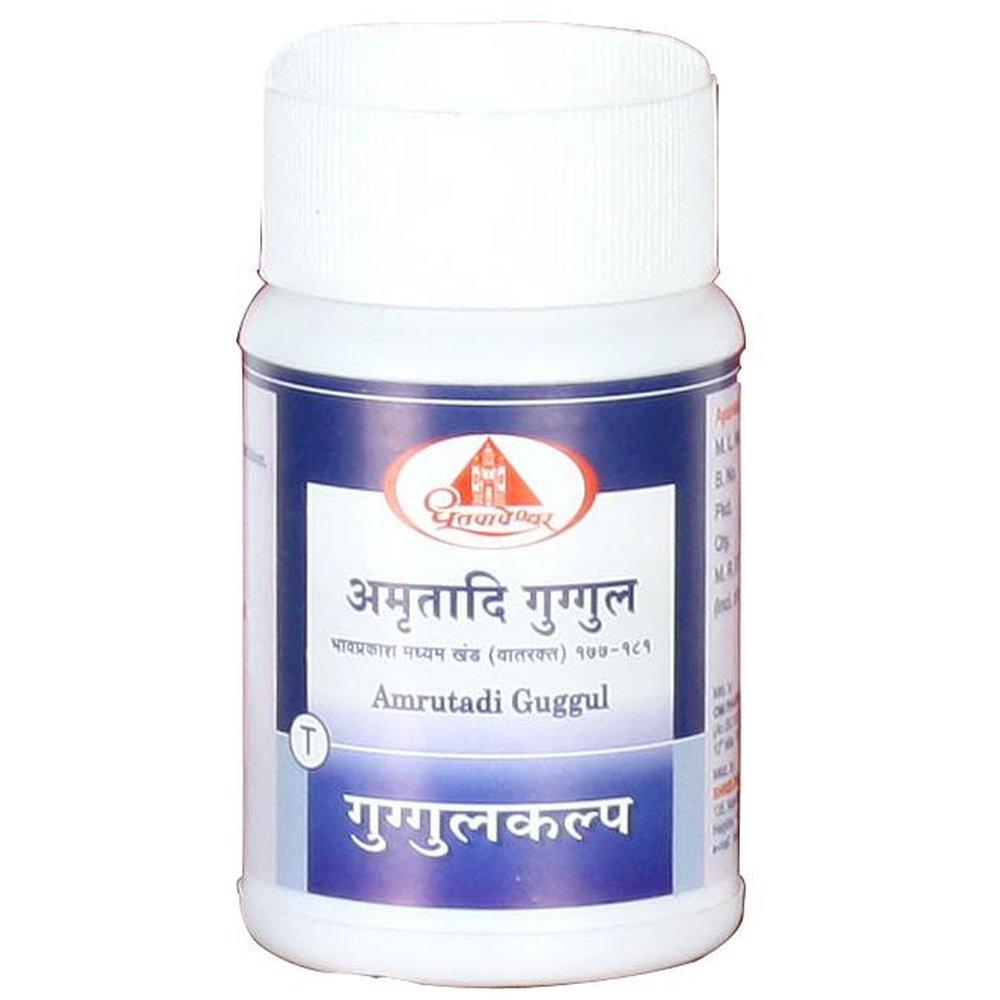 Dhootapapeshwar Amrutadi Guggul (60tab)