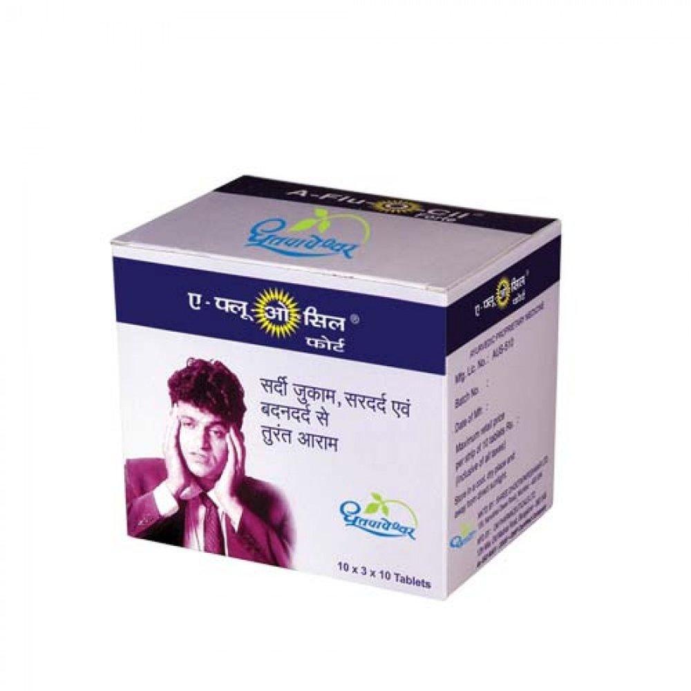Dhootapapeshwar A Flu-O-Cil Forte (10tab)