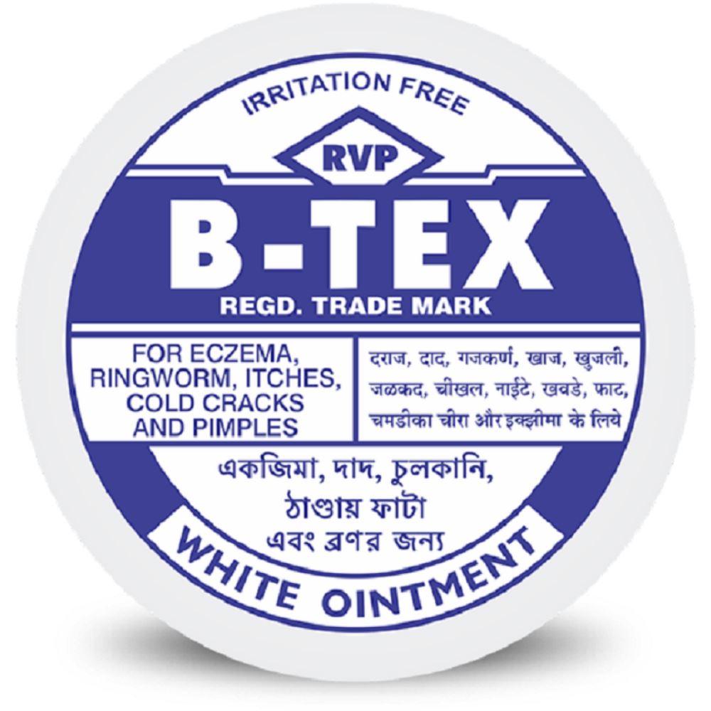 B Tex White Ointment (14g)
