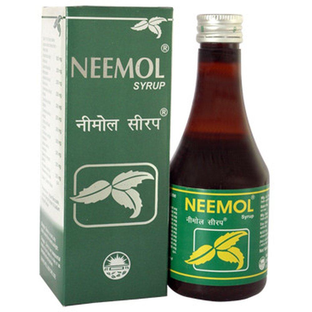 United Neemol Syrup (200ml)