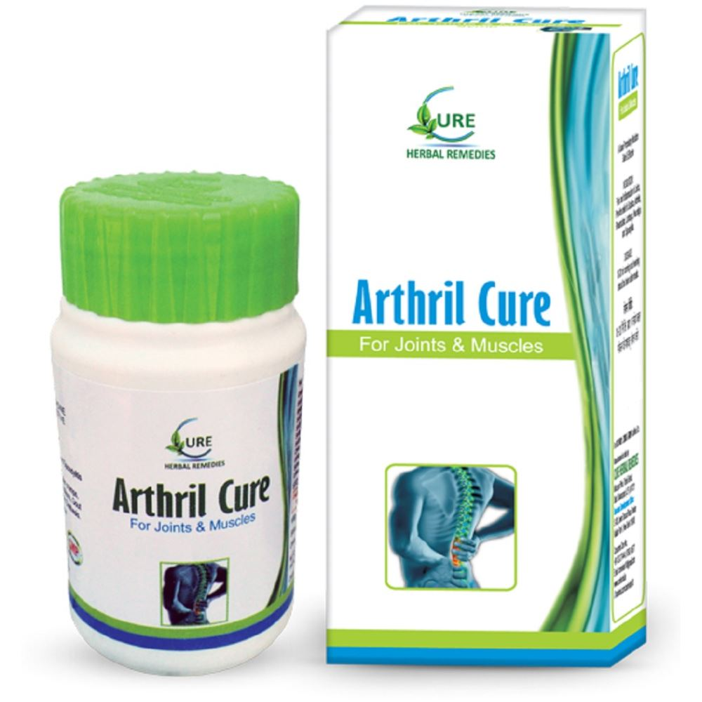 Cure Herbal Arthril Cure (1000Pills)
