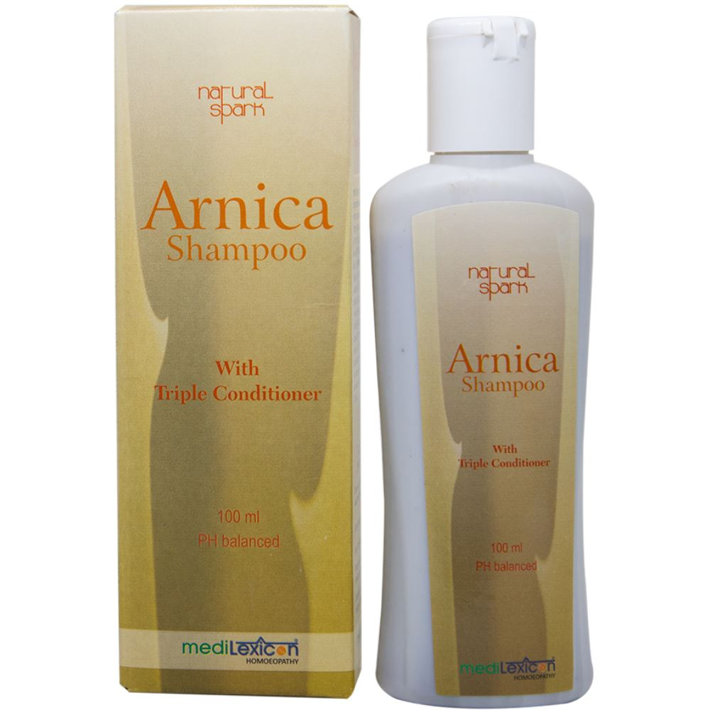 Medilexicon Arnica Shampoo (100ml)
