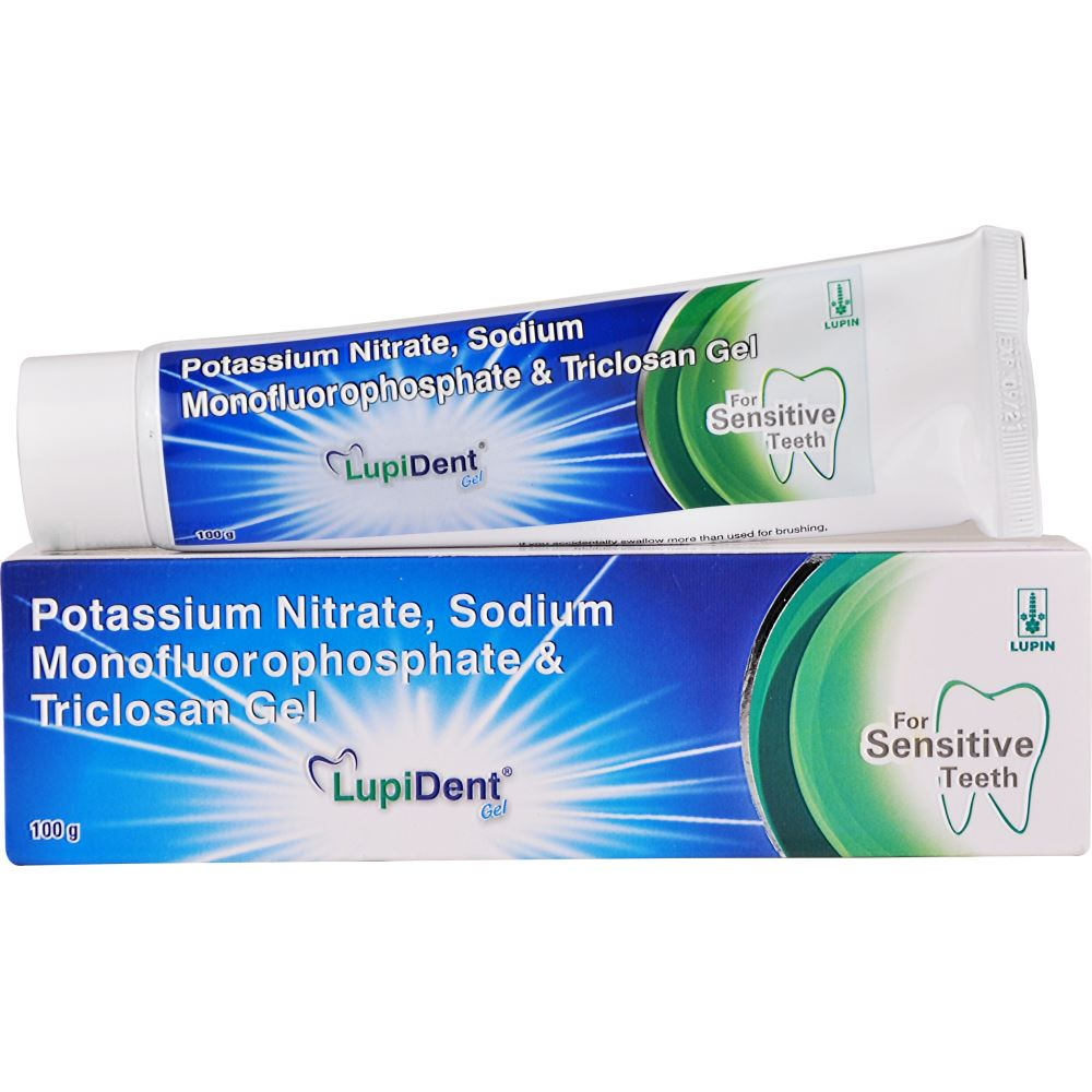 Lupin Lupident Gel (100g)