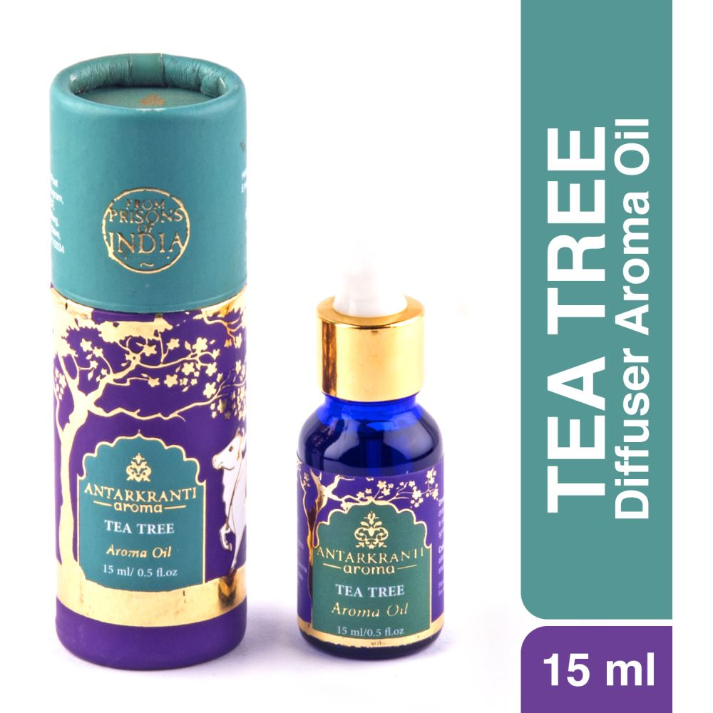 Antarkranti Aroma Natural Tea Tree Oil (15g)