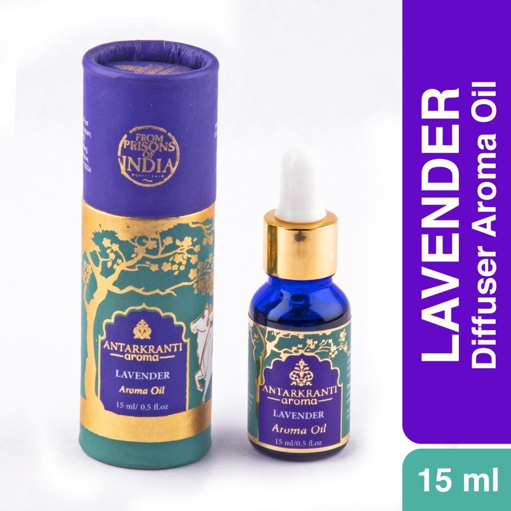 Antarkranti Aroma Natural Lavender Oil (15g)