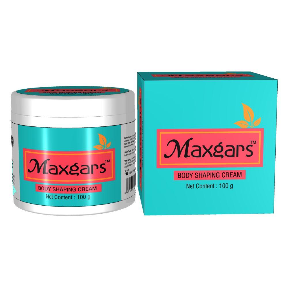 Maxgars Body Shaping Cream (100g)