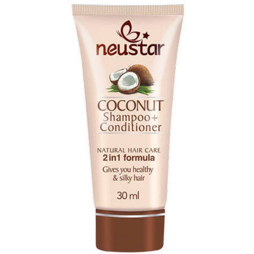 Neustar Shampoo Tube (30ml, Pack of 6)