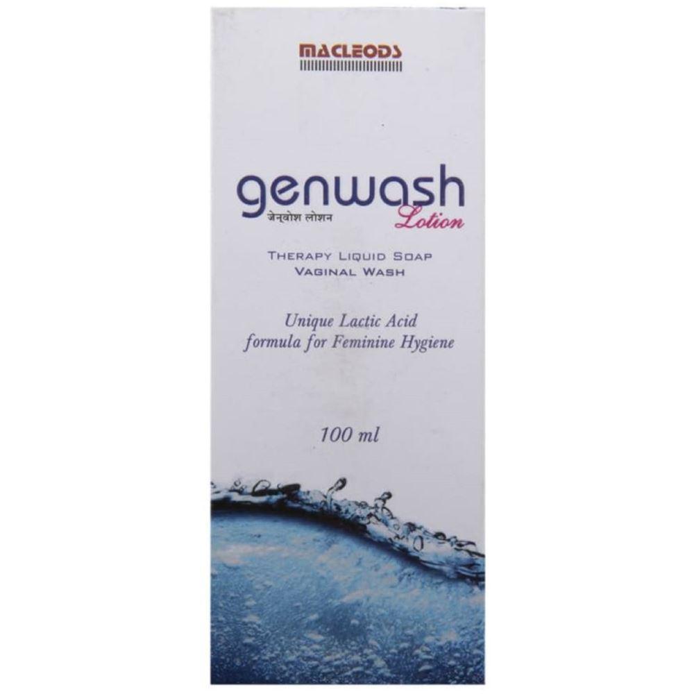 Macleods Pharma Genwash Lotion (100ml)