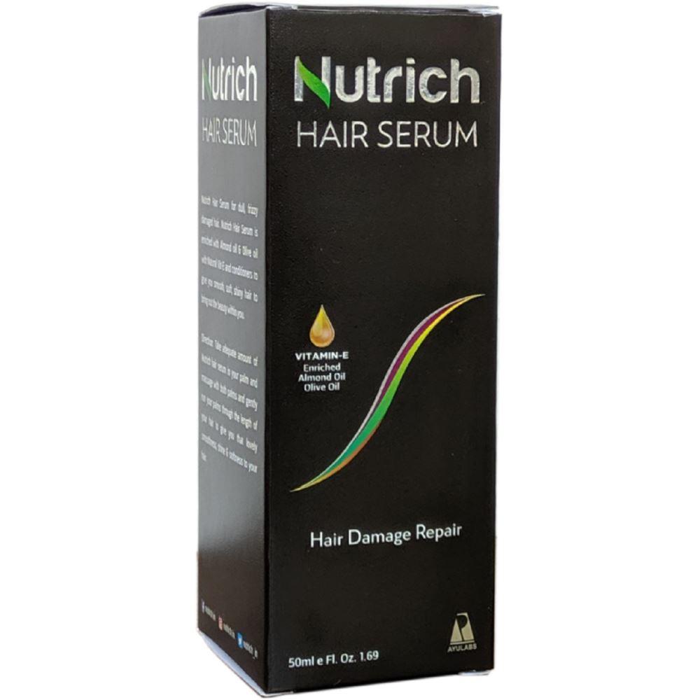 Ayulabs Nutrich Hair Serum (50ml)